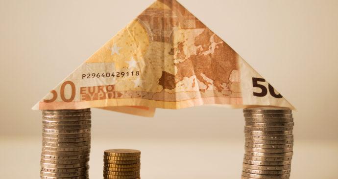 geld huis kopen euros