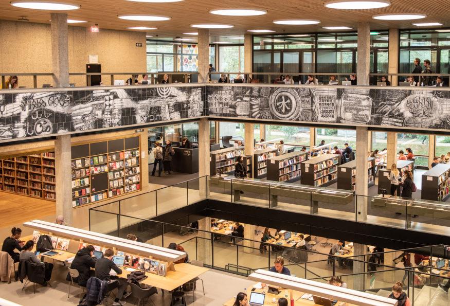 University Library (2018)