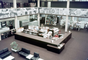 University Library (circa 1970)