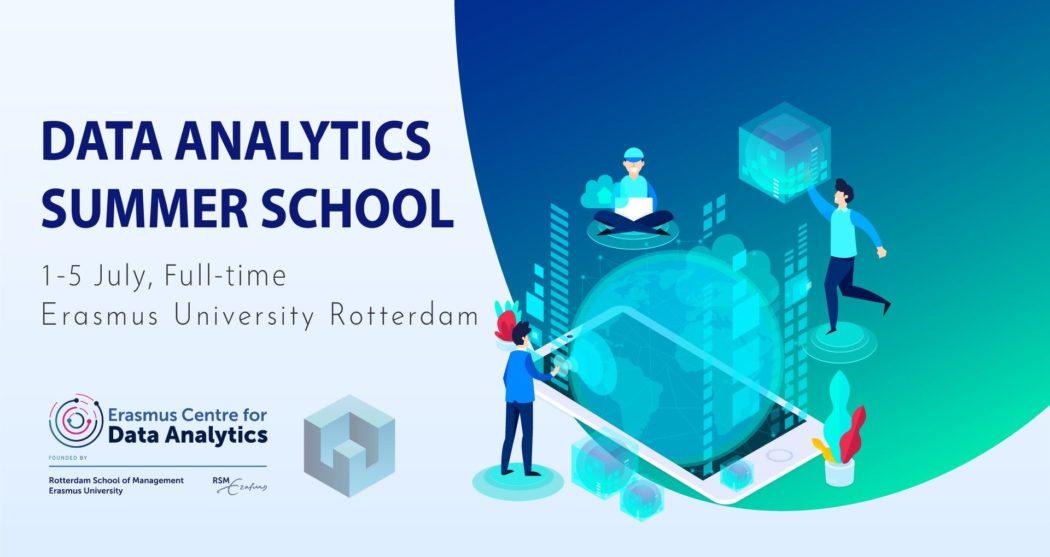 Data Analytics Summer School - Erasmus Magazine