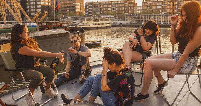 Science-meets-city-fotoreportage-lustrum-studenten-in-de-stad-9-Aysha-Gasanova