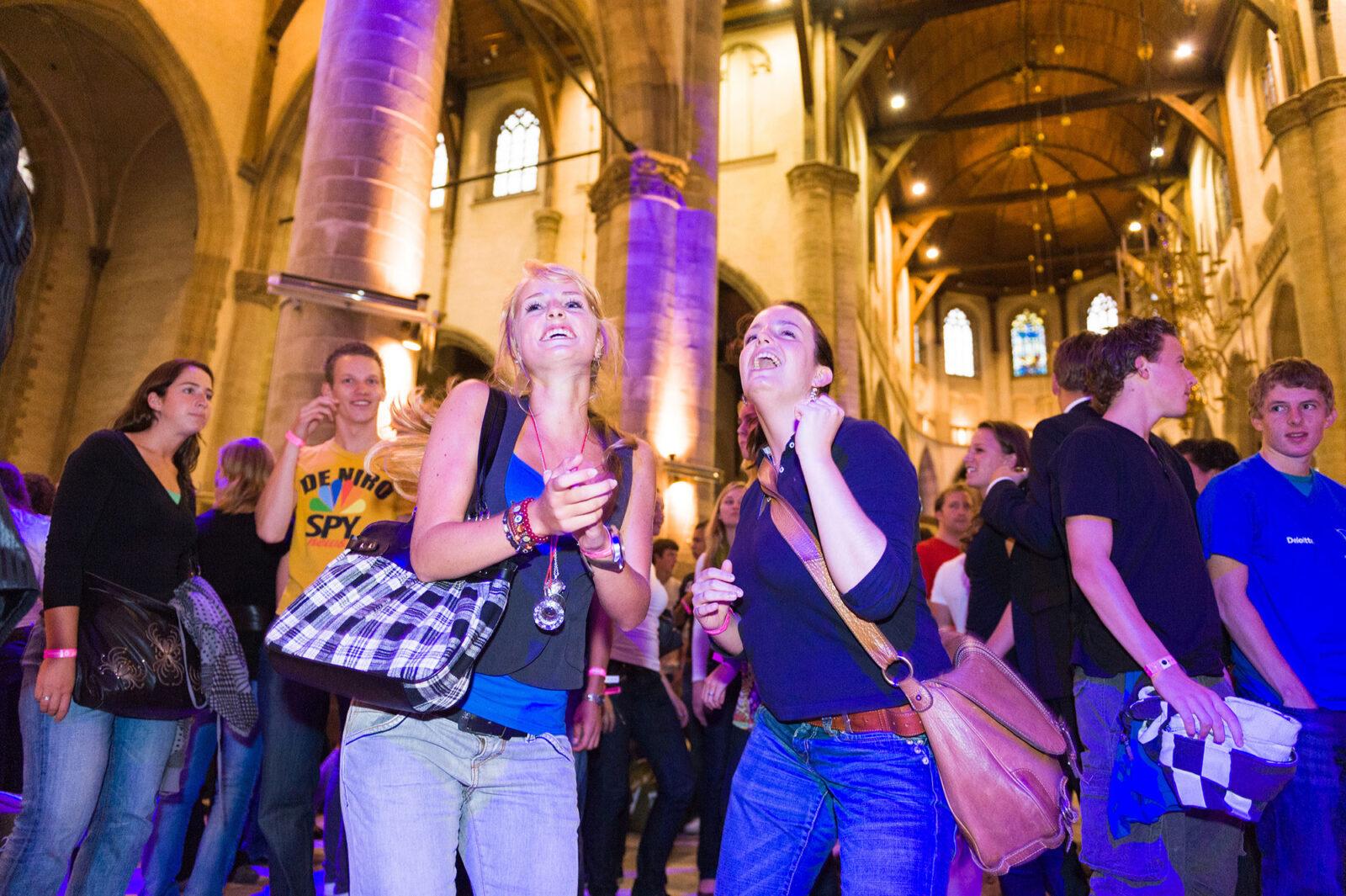 Rotterdam, 18-08-2008EMeurekaweekLaurenskerkopeningsfeest