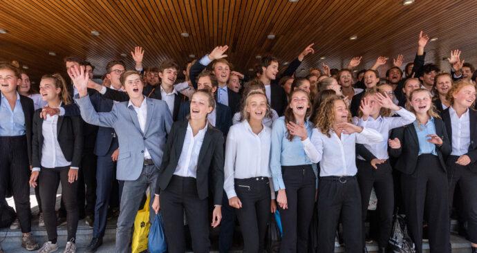 zingen laurentius 2 opening academisch jaar 2019 foto ronald van den heerik (7)
