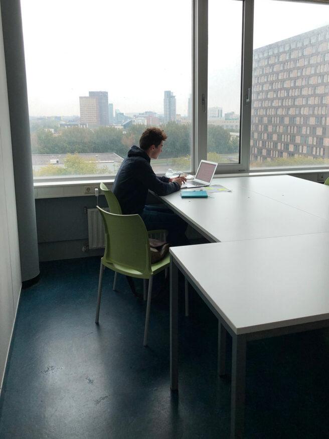 Student Christoph