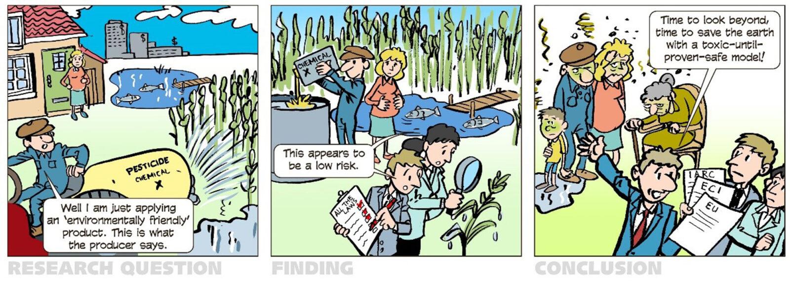 cartoon YEA – pesticide 2