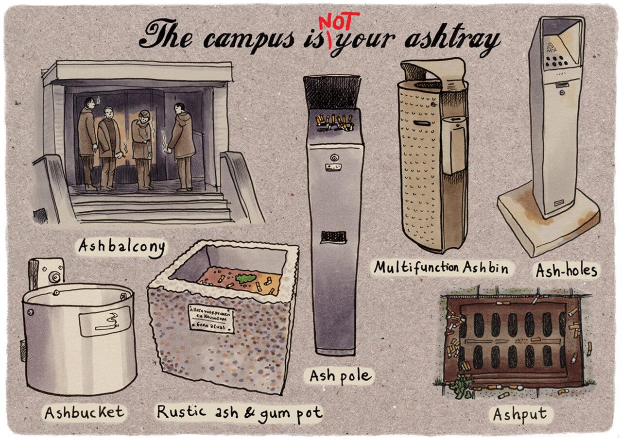 ikrotterdam – ashtray
