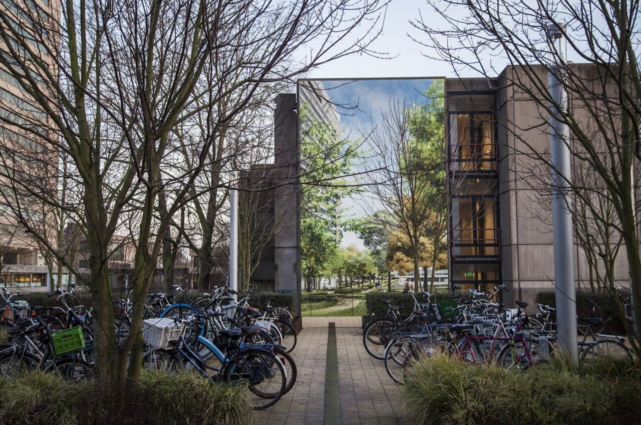Winterse dag op de campus_Amber Leijen_vrije opdracht (6)