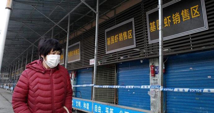 Markt Wuhan – wikimedia commons – sistema 12