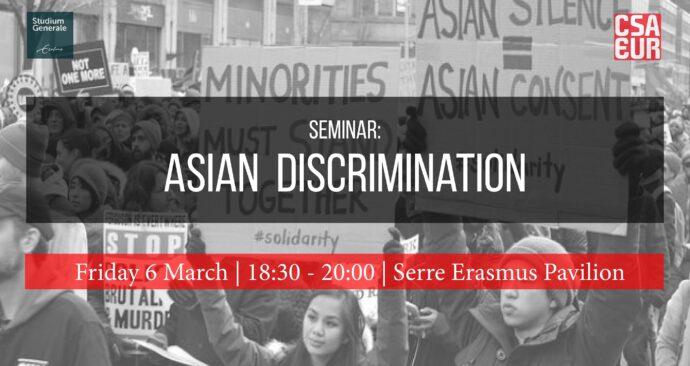 seminar asian discrimination