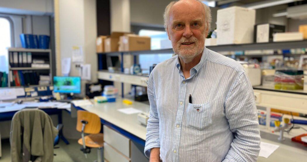 Frank Grosveld Erasmus MC coronavirus antibody foto Marko de Haan