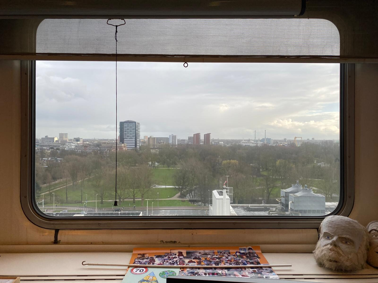 uitzicht laboratorium frank grosveld erasmus mc