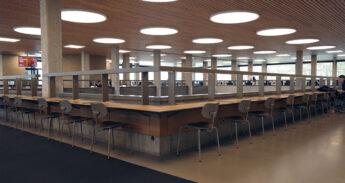 Lege Universiteitsbibliotheek Corona