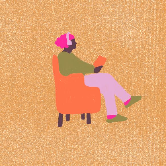 the rational calm type – rachel sender