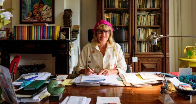 Jos Exler brieven van Erasmus werkkamer – Ronald van den Heerik