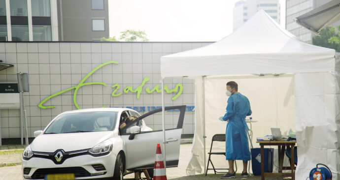 eurekaweek2020_04 ggd testen coronavirus