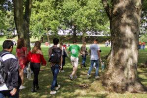 eurekaweek dinsdag picknick erasmusbrug identity crisis foto Milena Chopova (2)