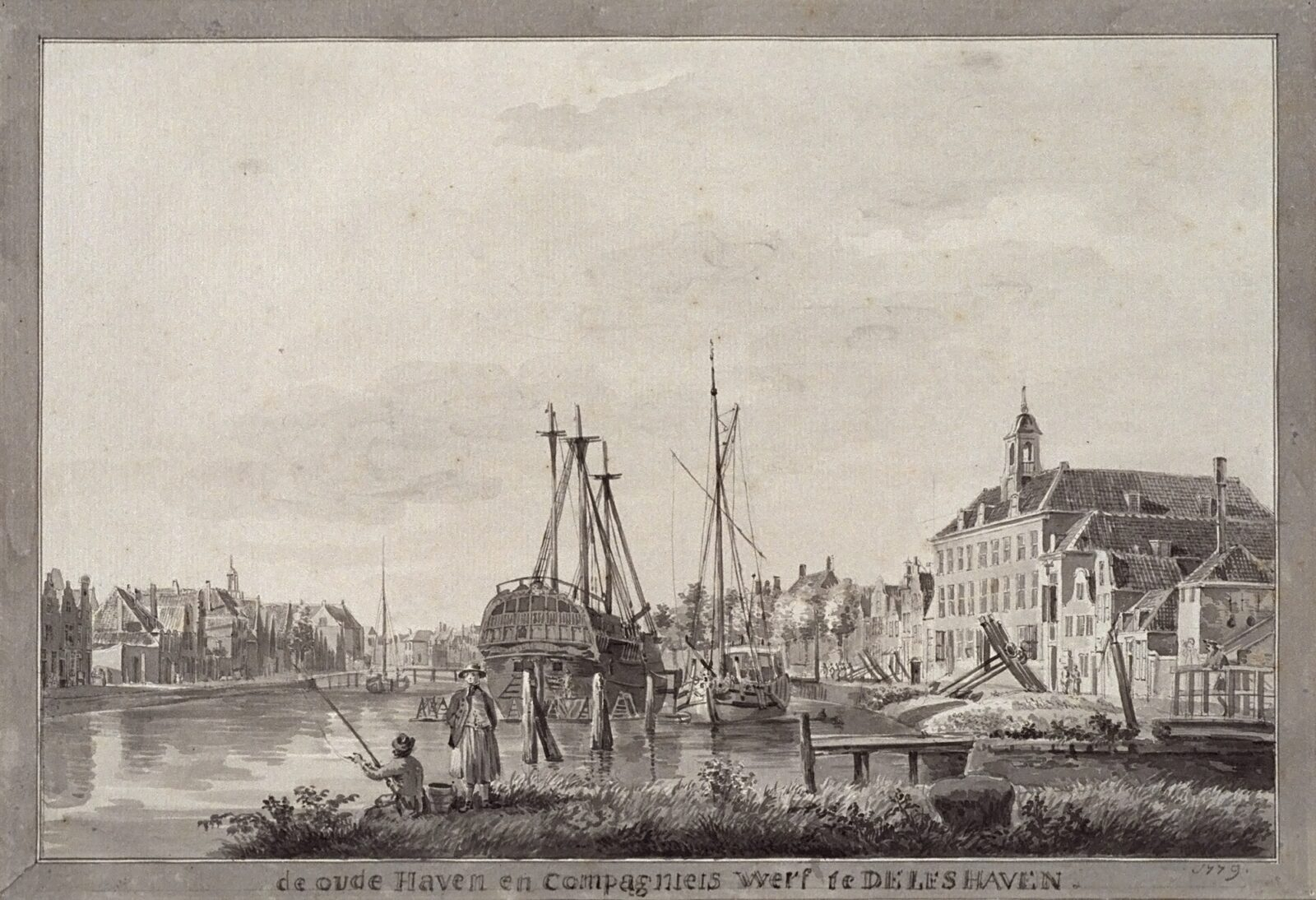 Foto 3 VOC pand Delfshaven_1779