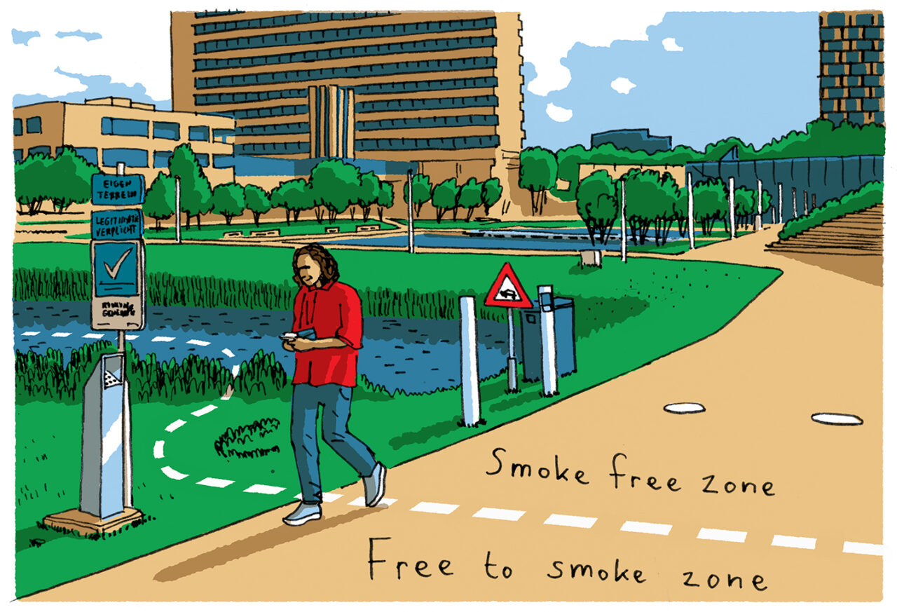 smoke_free_campus_illu