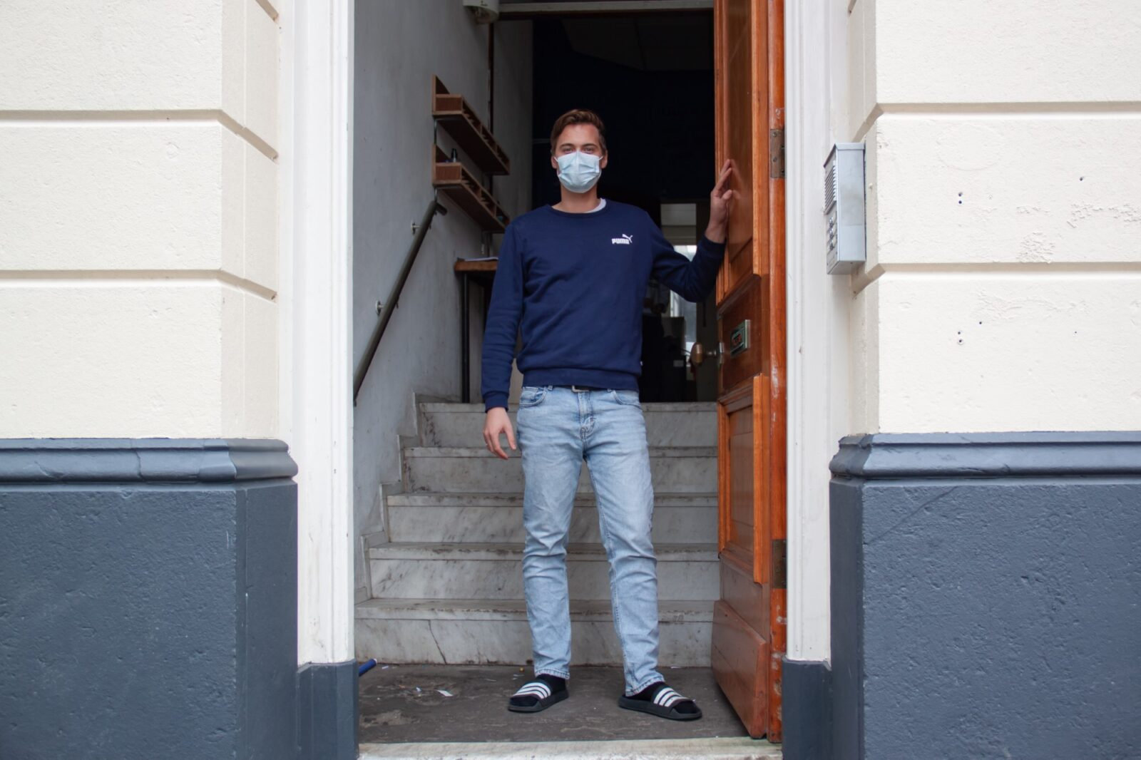 huize bommel quarantaine studentenhuis NSR foto Milena Chopova (3) (EM)