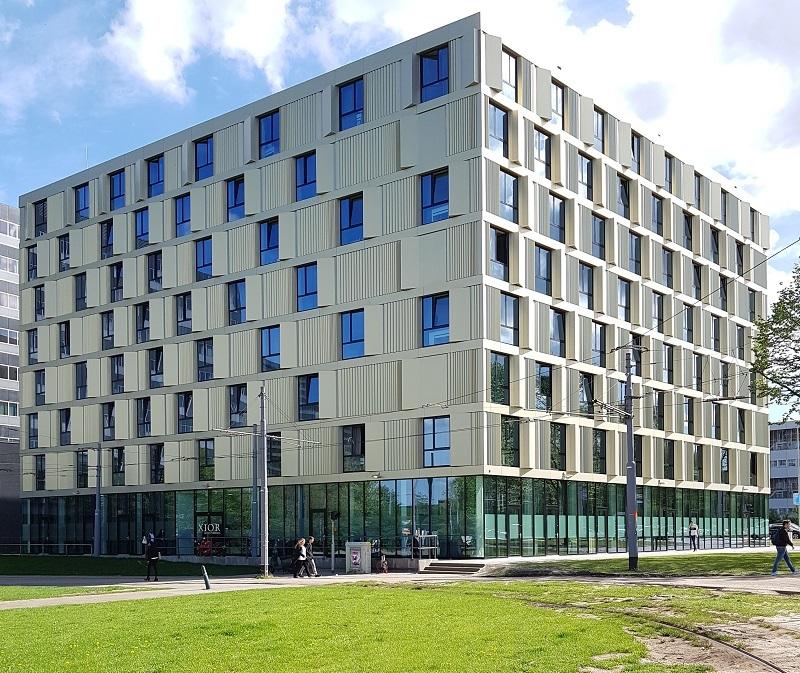 gebouw-xior-studentenhuisvesting-woudestein-foto-erasmus-universiteit