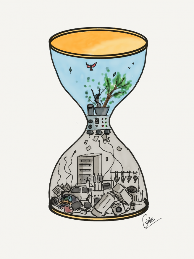 Running out of time CLIMATE