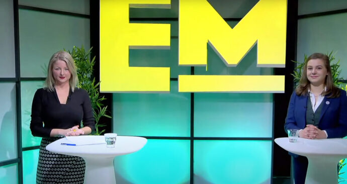 EM TV 3 december