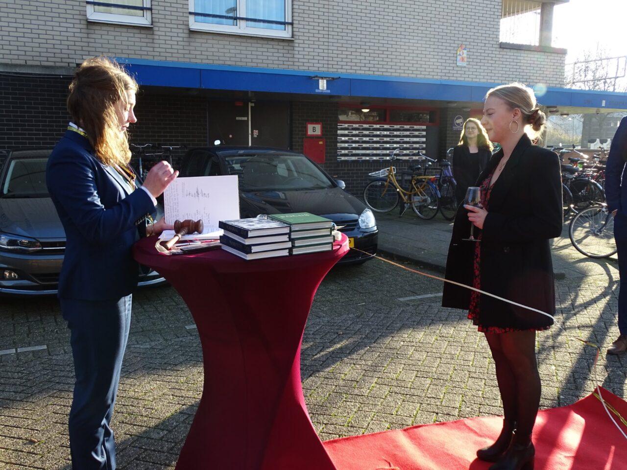Mathilde Lones integratiedag RSG corona (EM)