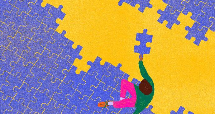 illustratie arbeidsmarkt corona – Rachel Sender