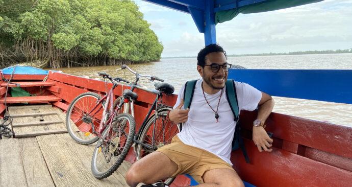 Ferayed in Suriname 2000