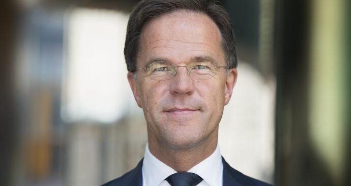 Mark Rutte voor Rijksoverheid.nl