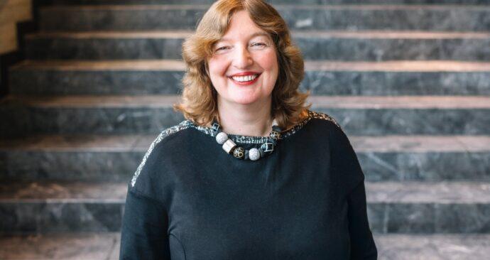 Ellen van Schoten College van Bestuur – 2021-13 foto Dieuwertje Bravenboer (EM)