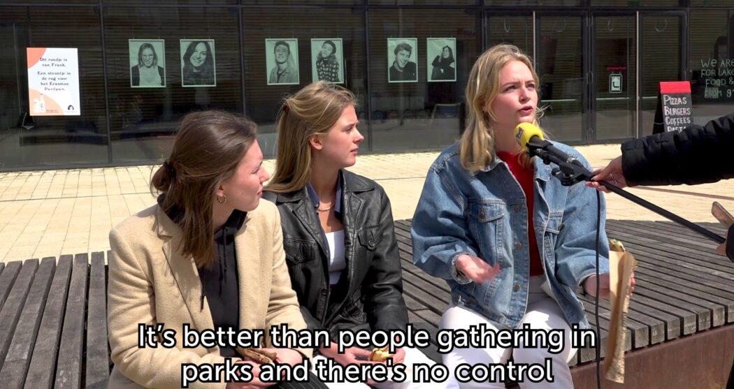 campus corona rules return