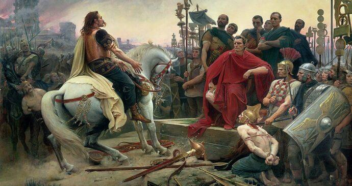 1280px-Siege-alesia-vercingetorix-jules-cesar-1 Veni Vidi Vici